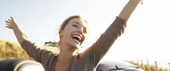 12 façons d'être heureux
