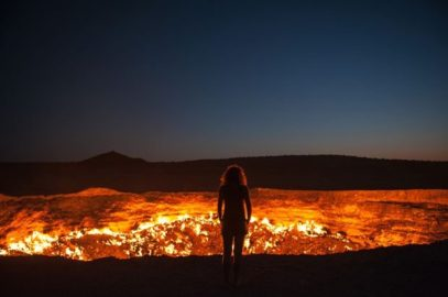 Au bord de l'enfer